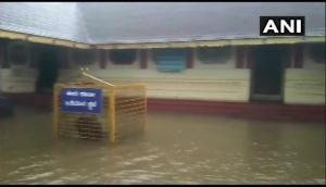 Karnataka Rainfall: Kodagu suffers flood-like situation