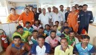 16 fishermen rescued off Thane, says Coast Guard