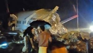 Kerala: Air India plane carrying 184 passengers skids during landing at Kozhikode airport