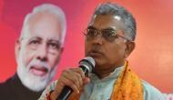 West Bengal Election : बंगाल BJP प्रमुख दिलीप घोष बोले- कैंडिडेट लिस्ट में मेरा नाम नहीं होगा