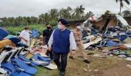 Kerala Plane Crash: Hardeep Singh Puri visits crash site at Kozhikode Airport