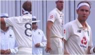 ENG vs PAK 1st Test: स्टुअर्ट ब्रॉड की अपील के बाद अंपायर ने किया कुछ ऐसा, वीडियो देख हंसी नहीं रोक पाएंगे आप