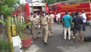 विजयवाड़ा में कोरोना केयर सेंटर के लिए प्रयोग हो रहे होटल में लगी भीषण आग, अब तक सात लोगों की मौत