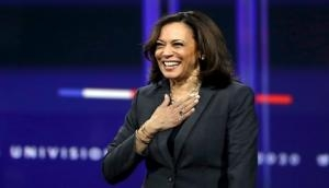 Amazon removes shirts that featured derogatory references to Kamala Harris