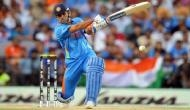 7-year-old girl perfectly copies Dhoni's helicopter shot; see video