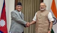 Nepal PM KP Sharma Oli makes courtesy call to PM Modi, discusses COVID-19 situation