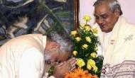 Video: जब अटल बिहारी ने नरेेंद्र मोदी के ऊपर उठाया था हाथ और मोदी जी लग गए थे उनके गले