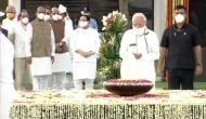 पूर्व प्रधानमंत्री अटल बिहारी वाजपेयी की दूसरी पुण्यतिथि आज, पीएम मोदी ने दी श्रद्धांजलि