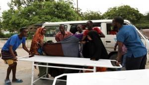 सोमालिया की राजधानी मोगादिशू के होटल में आतंकी हमला, 15 लोगों की मौत कई घायल