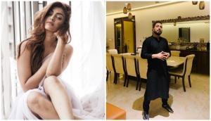 Paras Chhabra's ex-flame Akanksha Puri's romantic pic with singer Mika Singh goes viral