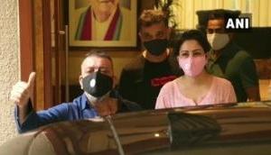 Sanjay Dutt will complete his preliminary treatment in Mumbai: Wife Maanayata