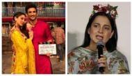 Kangana Ranaut makes serious claims on Sushant Singh Rajput and Sara Ali Khan's alleged relationship