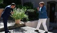 Video: भारतीय संस्कृति की ओर लौटी दुनिया, फ्रेंच राष्ट्रपति ने 'नमस्ते' से जर्मनी की चांसलर का किया स्वागत