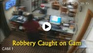 Caught on Camera: 3 failed robbery incidents that will tickle your funny bones!
