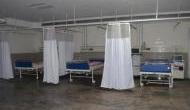 अस्पताल की तीसरी मंजिल से पाइप के सहारे कूदकर भागी महिला मरीज, सीसीटीवी फुटेज वायरल