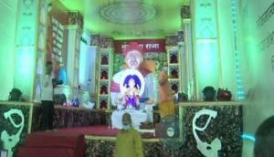 Ganesh Chaturthi: Famous Lalbaug mandal celebrates at smaller scale this year
