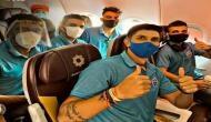 IPL 2020: Delhi Capitals' Indian players depart for UAE