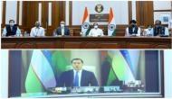 India, Uzbekistan co-chair first National Coordination Committee meet; discuss trade, investment