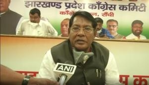 Jharkhand Congress President requests Sonia Gandhi not to resign
