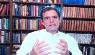 Rahul Gandhi: When Centre plans to take back land from Chinese? Or is that also being left to an Act of God