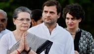 सोनिया गांधी इलाज के लिए अमेरिका हुई रवाना, राहुल गांधी भी हैं साथ