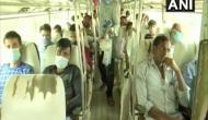 Bihar: Amid coronavirus pandemic bus services resume