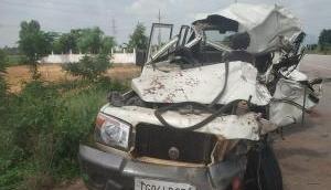 Andhra Pradesh: 3 killed, 9 injured in road accident in Srikakulam