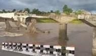 Video: मध्य प्रदेश में करोड़ों की लागत से बना था पुल, उद्घाटन से एक दिन पहले बाढ़ में बह गया