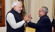 PM Modi pays his tribute to former president Pranab Mukherjee