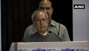 Pranab Mukherjee's death has left deep vacuum in country: Chandrababu Naidu