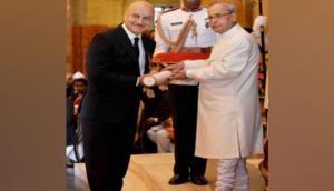 Anupam Kher, other actors mourn former President Pranab Mukherjee's demise