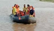 Odisha floods: Fire Service team rescues 115 persons, distribute relief materials in affected districts