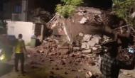 Maharashtra: 4-storey building collapses in Palghar