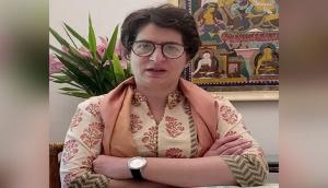 Priyanka Gandhi holds meeting with UP Cong leaders, asks them to strengthen party at booth level