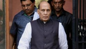 Rajnath Singh to attend Combined Commanders' Conference in Gujarat's Kevadia today