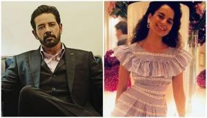 After Raveena Tandon, Anup Soni reacts to Kangana Ranaut's '99% of Bollywood celeb consume drug' remark