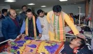 Biplab Deb visits GB Hospital, Agartala, takes stock of situation and preparedness to tackle COVID-19