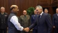 Russia reiterates policy of no arms supply to Pakistan on India's request