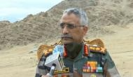 Country's eyes are on us: Army chief to jawans on forward posts on China border