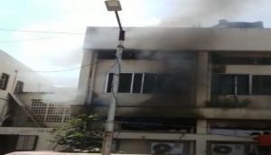 Pune: Fire breaks out at Sardar Vallabhbhai Patel Hospital