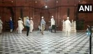 Delhi's Hazrat Nizamuddin Dargah reopens for public
