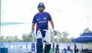 IPL 2020: रोहित शर्मा ने जड़ा इतना लंबा छक्का, रोड पर चलती बस के ऊपर जाकर गिरी गेंद, देखें वीडियो
