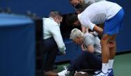 US Open 2020: नोवाक जोकोविच ने गुस्से में टेनिस कोर्ट में कर दिया ऐसा काम, रेफरी ने पूरे टूर्नामेंट से किया बाहर