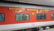 दिल्ली से अहमदाबाद जाने वाली राजधानी एक्सप्रेस में 20 यात्री निकले कोरोना संक्रमित, मचा हड़कंप