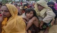 After being stranded at sea for months 300 Rohingya refugees reach Indonesia