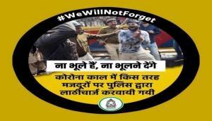 RJP reminds BJP's of 'negligence' towards migrant workers in Bihar