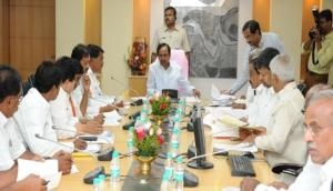 Telangana Cabinet gives nod to GST and FRBM Bills among others