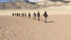 एलएसी पर भाले-रॉड लेकर चीनी सैनिकों की भारतीय सीमा में घुसने की कोशिश, भारतीय जवानों ने दिया मुंहतोड़ जवाब