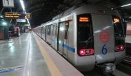 Delhi metro to and from NCR curtailed till 2 pm today due to farmers' protest