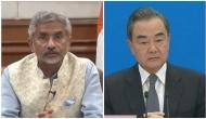 India, China must properly handle border issues to prevent ties from falling into 'negative cycle': Chinese FM to Jaishankar